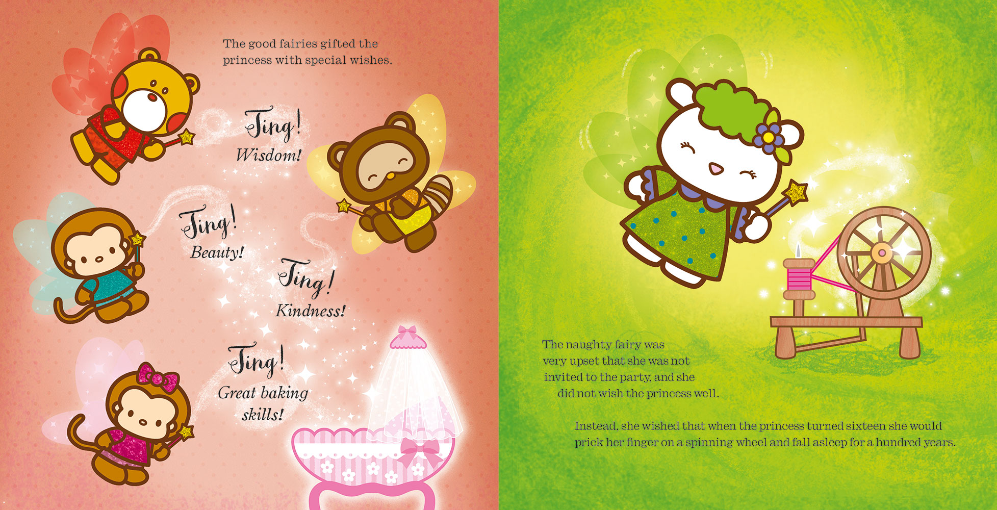 Hello Kitty Is Sleeping Beauty Banana Bear Books And Watermelon Wallpaper Rainbow Find Free HD for Desktop [freshlhys.tk]