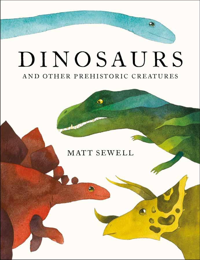 dinosaurs matt sewell